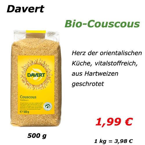 Davert_Couscous