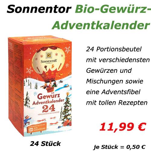 sonnentor_Gewürz-Adventskalender