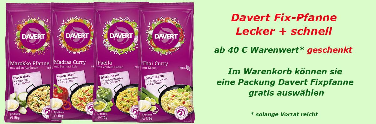 Davert Fix-Pfanne