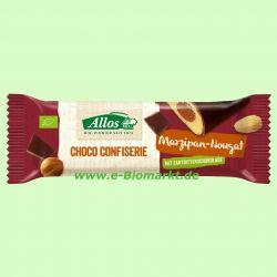 ChocoConfiserie Marzipan-Nougat-Riegel (Allos)