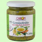 Gemüsebrühe aus frischen Zutaten (Chiron)