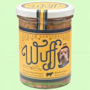Wuff Premium Hundefutter Rind (Wuff & Mau)