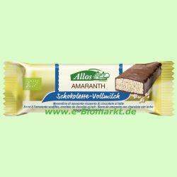 Amaranth Schokolette-Vollmilch (Allos)
