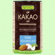 Kakao mit Kokosblütenzucker (Rapunzel)