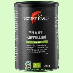 Family Cappuccino (Mount Hagen)