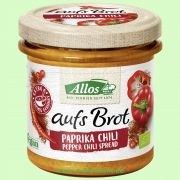 Aufs Brot Paprika Chili (Allos)