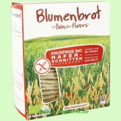 Blumenbrot Hafer glutenfrei (Blumenbrot)