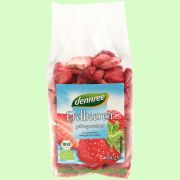 Erdbeeren, gefriergetrocknet (dennree)
