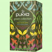 Green Collection - Grüntee (PUKKA)