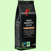 Papua Neuginea Röstkaffee, ganze Bohne (Mount Hagen)