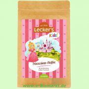 Prinzessinnen Muffins - Bio Backmischung mit Erdbeer Geschmack (Leckers)