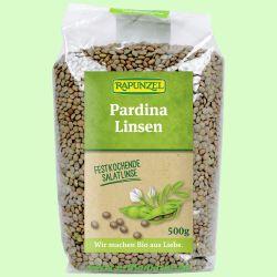Pardina Bio-Linsen aus Spanien - RAW (Rapunzel)