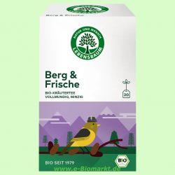 Berg & Frische - Kräuterteemischung (Lebensbaum)