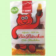 BioBärchen Colafläschchen, ohne Gelatine (Sobo)
