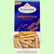 Dinkelsticks Vollkorn - Knabbergebäck (Sommer & Co.)