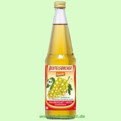Traubensaft Weiß Chardonnay (Beutelsbacher)