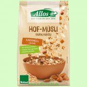 Hof-Müsli Karamell (Allos)