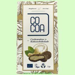 Cashewnüsse in Kokos-Schokolade - RAW (Cocoa Surovital)