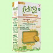 Gelbe Linsen Lasagne-Platten glutenfrei (Felicia)