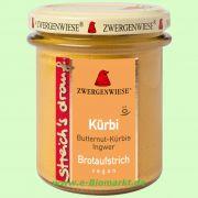 streich`s drauf Kürbi -  Vegetarischer Brotaufstrich (Zwergenwiese)