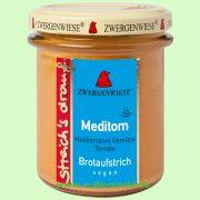 streich`s drauf Meditom - Vegetarischer Brotaufstrich (Zwergenwiese)