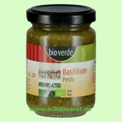 Basilikum-Pesto (bio-verde)