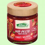 Hof-Pesto Tomate-Walnuss (Allos)