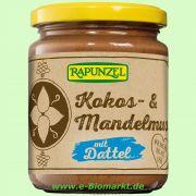 Kokos- & Mandelmus mit Dattel (Rapunzel)
