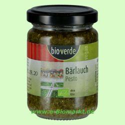 Bärlauch-Pesto (bio-verde)