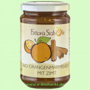 Orange - Zimt Marmelade (Fattoria Sicilsole)