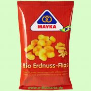 Mais-Erdnuß-Flips (Mayka)