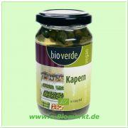 Kapern in Essig-Sud (bio-verde)