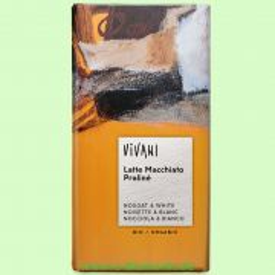 Latte Macchiato Praliné Schokolade (Vivani)