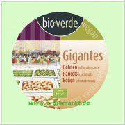 Gigantes - Riesenbohnen (bio-verde)