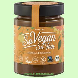 So vegan So fein - Mandel & Schokolade (Brinkers)