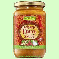 Curry-Sauce scharf (Rapunzel)