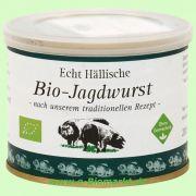 Echt Hällische Jagdwurst mit Pistazien (Bäuerl. Erzeugergem. Schw. Hall)