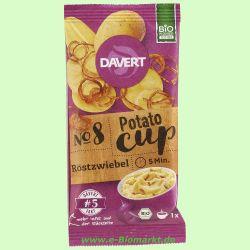 Potato-Cup Röstzwiebel - Kartoffelpüree (Davert)