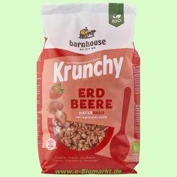 Krunchy Erdbeer - Knuspermüsli (Barnhouse)
