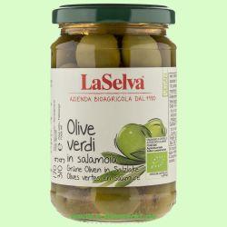 Grüne Oliven (La Selva)