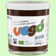 Fine Hazelnut Chocolate Spread crunchy - Nuss-Nougat-Creme (vego)