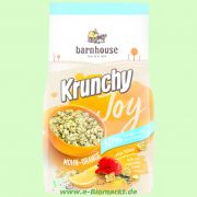 Krunchy Joy Mohn-Orange - Knuspermüsli (barnhouse)
