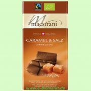 Caramel & Salz Schokolade (Meastrani)