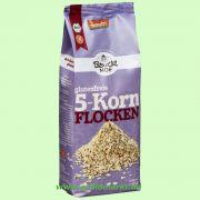5-Korn Flocken glutenfrei DEMETER (Bauckhof)