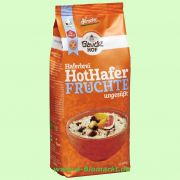 Hot Hafer Früchte glutenfrei DEMETER - Haferbrei (Bauckhof)