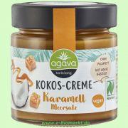 Kokos-Creme, Karamell Meersalz (Karin Lang)