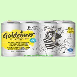Goldeimer Toilettenpapier - 3-lagig (Wepa)
