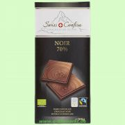 Noir 70% - Schokolade (Swiss Confisa)