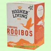 Rooibos Kurkuma - Afrikanischer Tee (Higher Living)