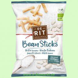 Bean Sticks Meersalz - Weiße Bohnen Chips (De Rit)